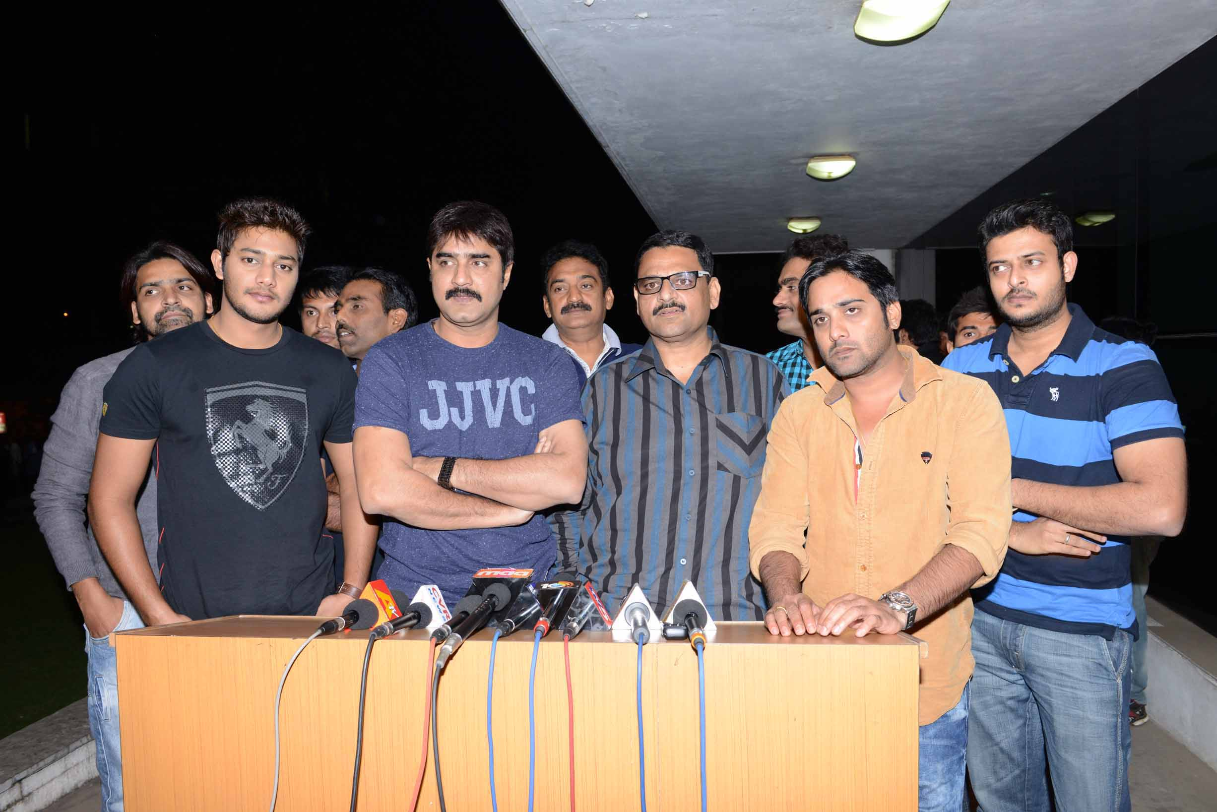 Tollywood CCC  Teem Blood Donate at ChirangeeviBloodBank