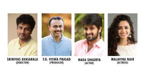 Srinivas Avasarala - Naga Shourya Film